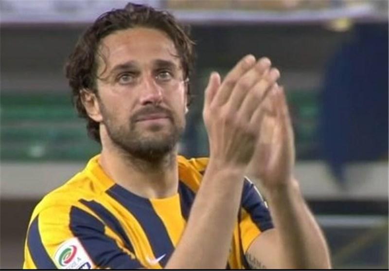 خداحافظی لوکا تونی از فوتبال