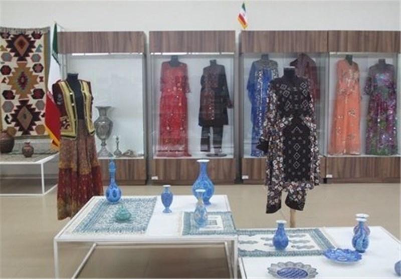 نمایشگاه صنایع دستی ایران در بلغارستان