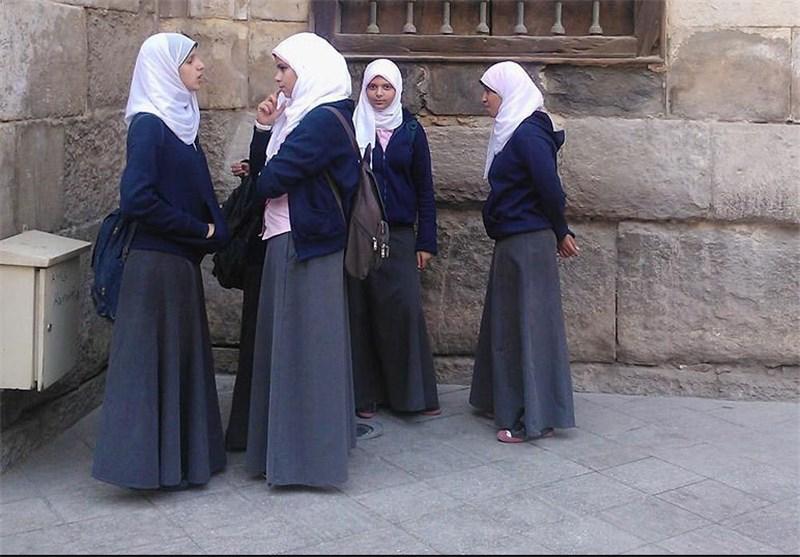 دختر مسلمان