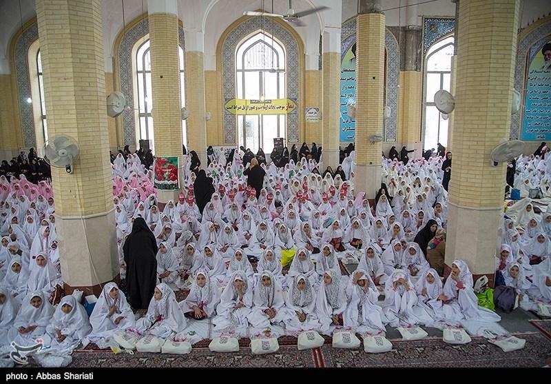 جشن تکلیف دانش آموزان البرز
