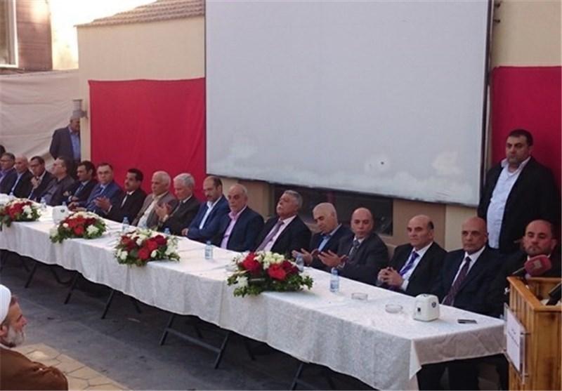 لیست مورد حمایت حزبالله در انتخابات شورای شهر لبنان