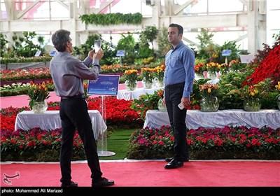 14th International Exhibition of Flowers, Plants Kicks Off in Tehran