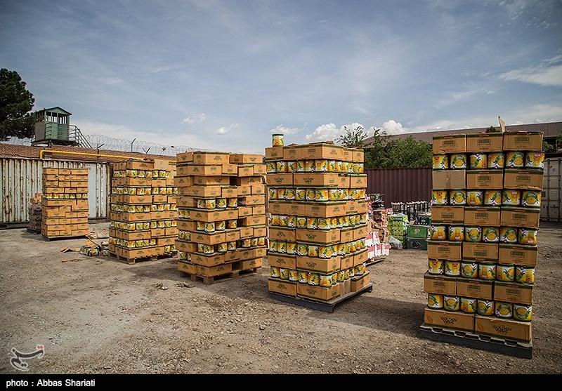 امحای کالای قاچاق در کرج