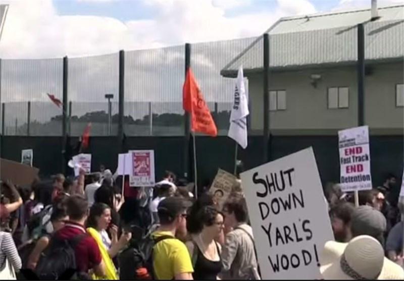 اعتصاب انگلیسیها