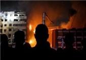 آتش سوزی در یکی از هتلهای مکه موجب تخلیه کامل آن شد