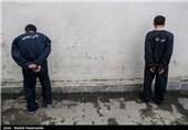 دستگیری دو سارق حرفهای در شیراز و کشف 28 فقره سرقت منزل