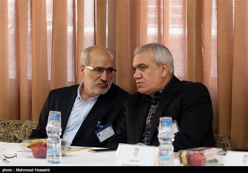 علی فتحاللهزاده و عزیزالله محمدی