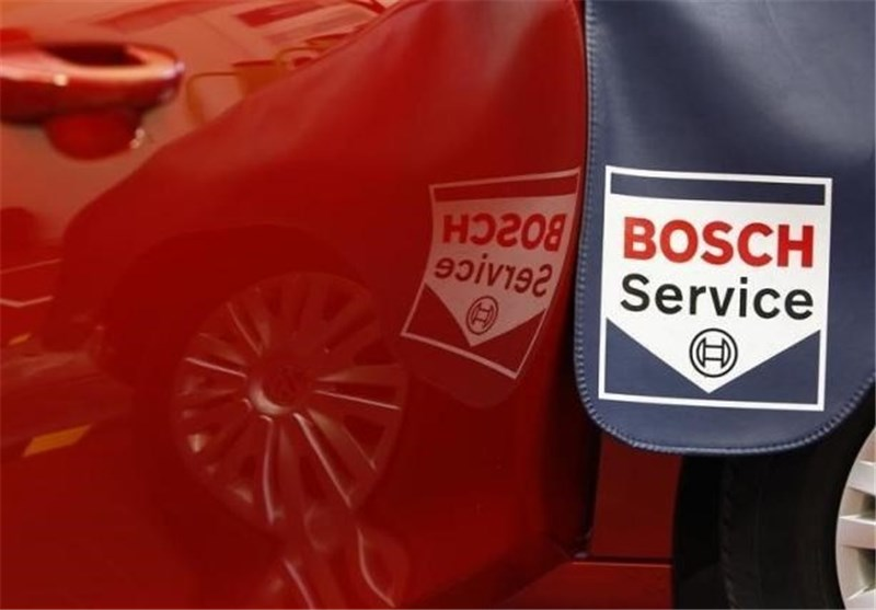 Germany's Auto Supplier Bosch to Open Office in Tehran