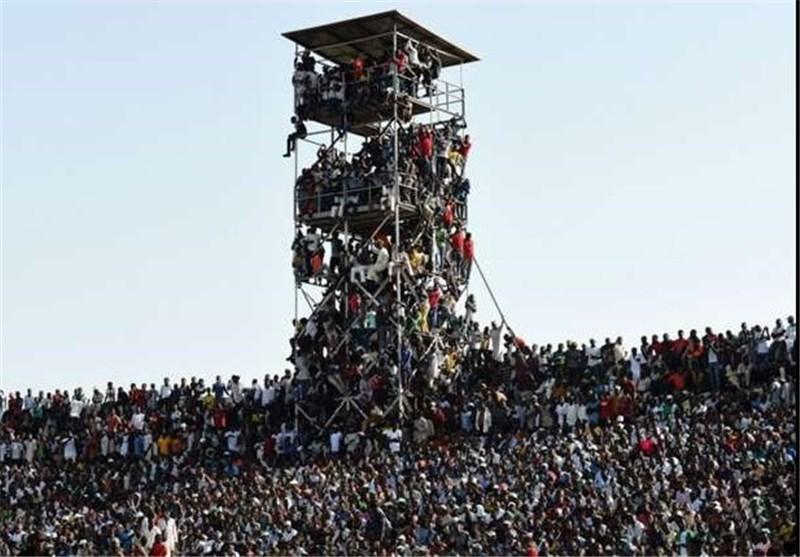 ورزشگاهی در نیجریه