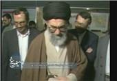 تصاویر بازدید آیت الله خامنه ای از نمایشگاه کتاب در شبکه مستند