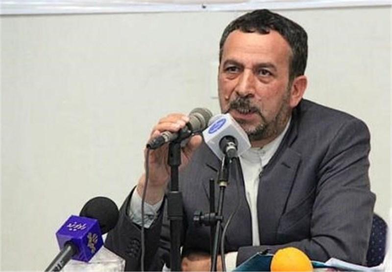 علی اسلامی مدیرعامل آّبفای یزد