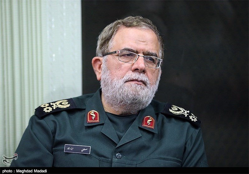 General Rejects Slowdown in Iran's Missile Tests