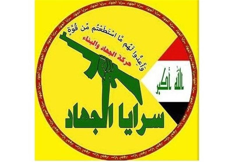 """سرایا الجهاد والبناء العراقیة تصف الهتافات ضد ایران بـ""""المؤامرة"""""""
