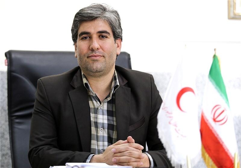 محمد محمدی / هلال احمر استان مرکزی