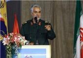 اللواء سلیمانی: المساس بالشیخ عیسى قاسم سیشعل النار فی البحرین والمنطقة