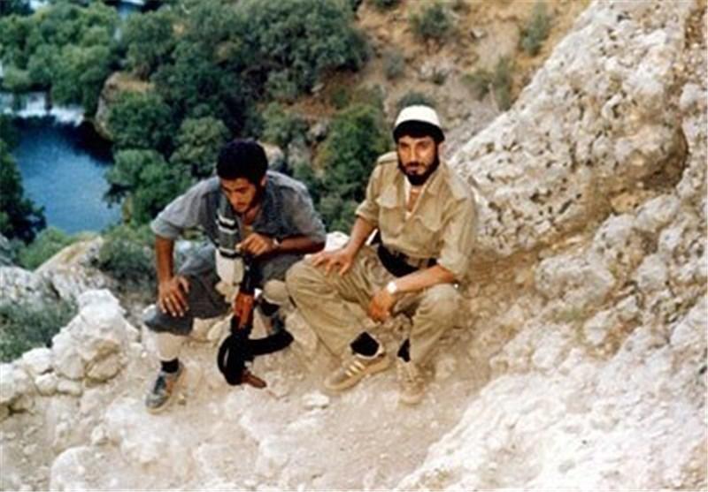 تصاویر دیده نشده از مرحوم سردار ناظری