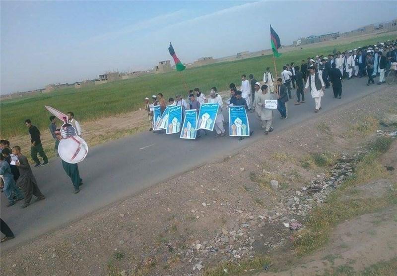 جنبش روشنایی در هرات