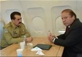 جنرل اسمبلی خطاب سے قبل آرمی چیف کا نواز شریف کے ساتھ ٹیلیفونک رابطہ