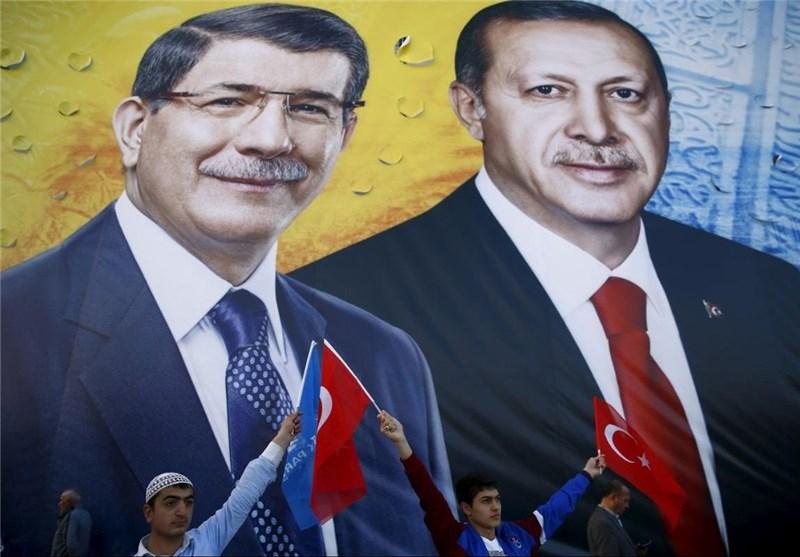 اردوغان و داوداوغلو