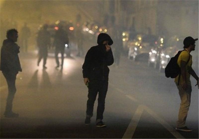 اعتراض به قانون کار فرانسه