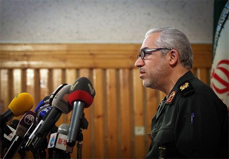 سردار عامری معاون ستاد کل نیروهای مسلح