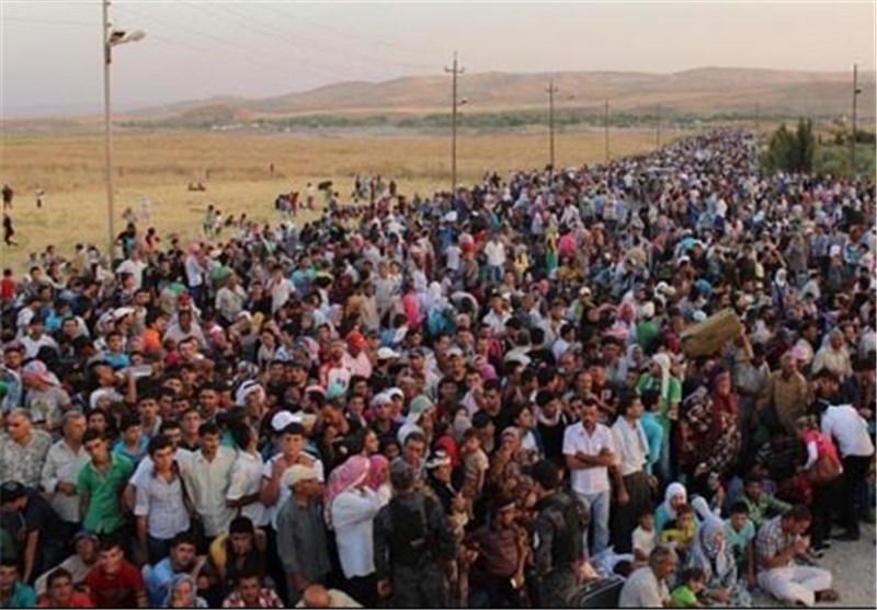 IŞİD Sivilleri Kendisine Kalkan Yapıyor