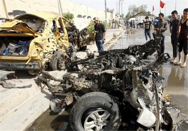 انفجار خودرو در عراق؛ انفجار عراق