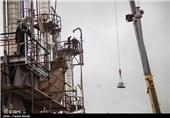 داخلی سازی تجهیزات نفتی در زاگرس جنوبی/ بینیازی به واردات نشتبند + عکس