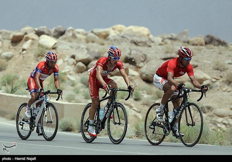 مسابقات دوچرخه سواری قهرمانی کشور در یزد