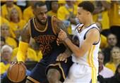 جیمز: کِری قطعاً شایسته دریافت عنوان باارزشترین بازیکن NBA بود