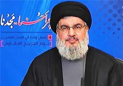عرب ممالک ایران کو اپنے لئے نمونہ عمل قرار دیں، حسن نصراللہ