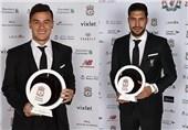 کوتینیو بهترین بازیکن فصل لیورپول شد/ جان بهترین بازیکن جوان فصل