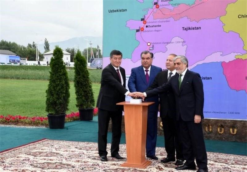 نواز شریف در تاجیکستان8