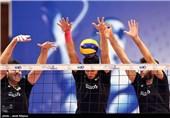تیم ملی والیبال ایران مغلوب فرانسه شد