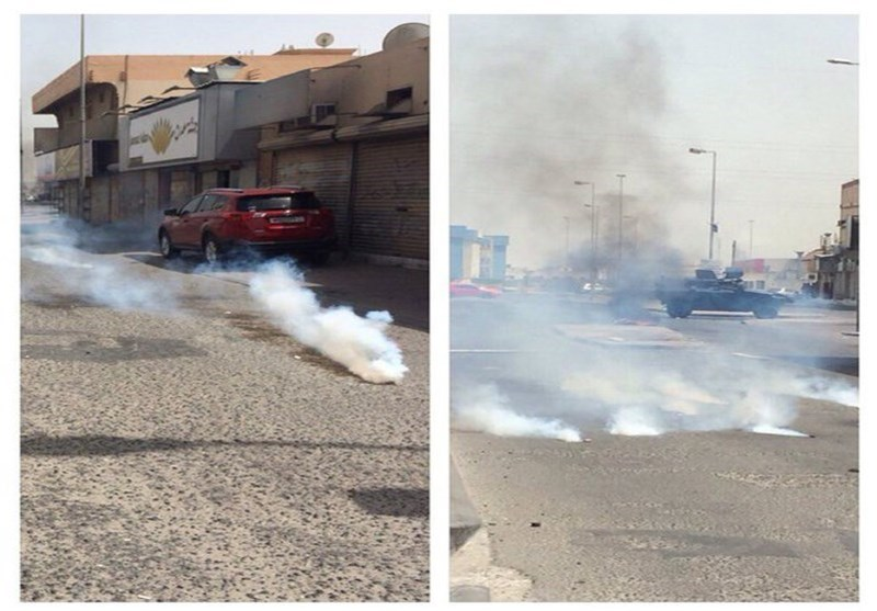 بلدة النویدرات البحرینیة تعلن رفضها لحکم القبیلة ال خلیفة والسلطات تصعد