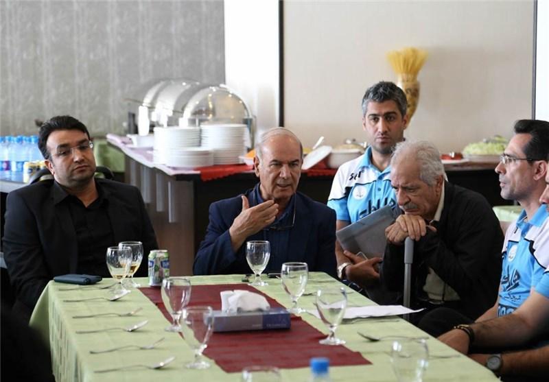 افشارزاده و پورحیدری و شهاب جهانیان