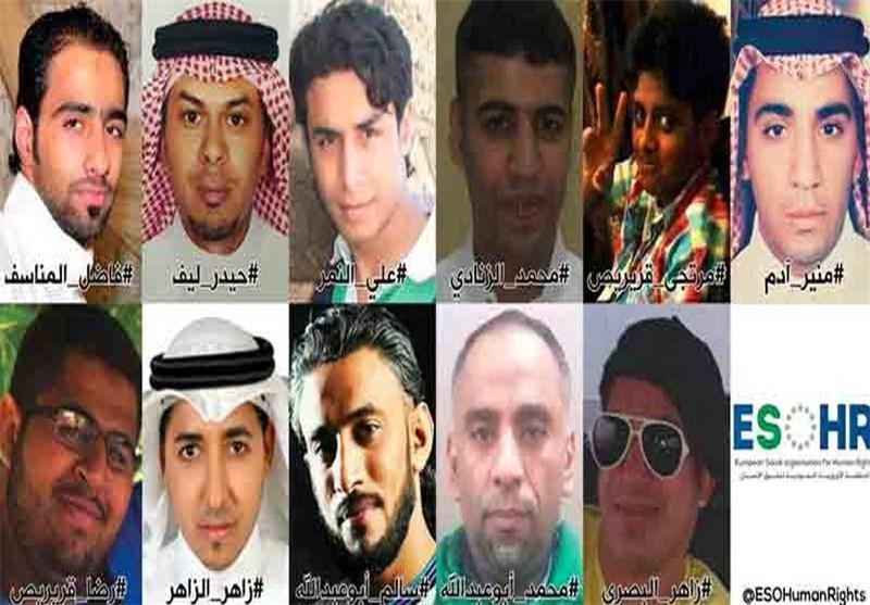 آل سعود ینکّلون بمعتقلی القطیف.. تعذیب وحشی وانتهاکات إنسانیة