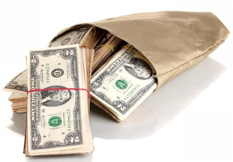 ذخایر ارزی ایران ۱۳۵میلیارد دلار شد-مراوده