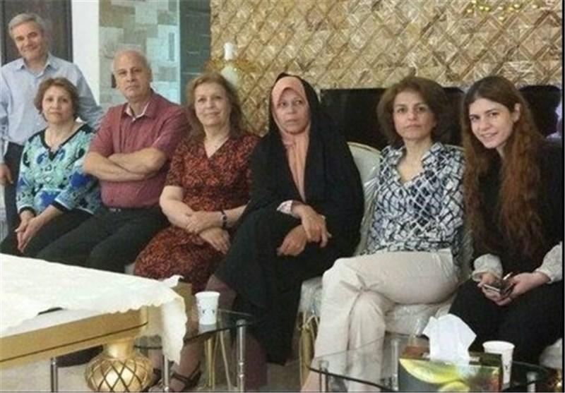 فائزههاشمی: حکومت دینی نباشد بهتر است +فیلم