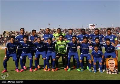 نادی استقلال خوزستان یفوز ببطولة الدوری الممتاز لکرة القدم
