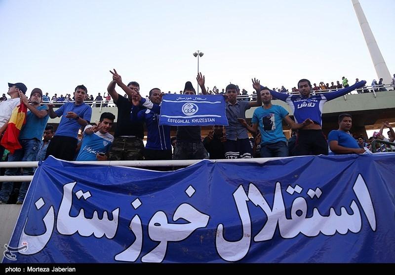 قهرمانی تیم فوتبال استقلال خوزستان در لیگ برتر