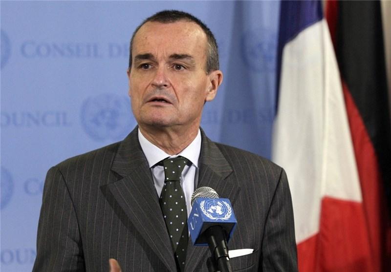 سفیر فرانسه در آمریکا
