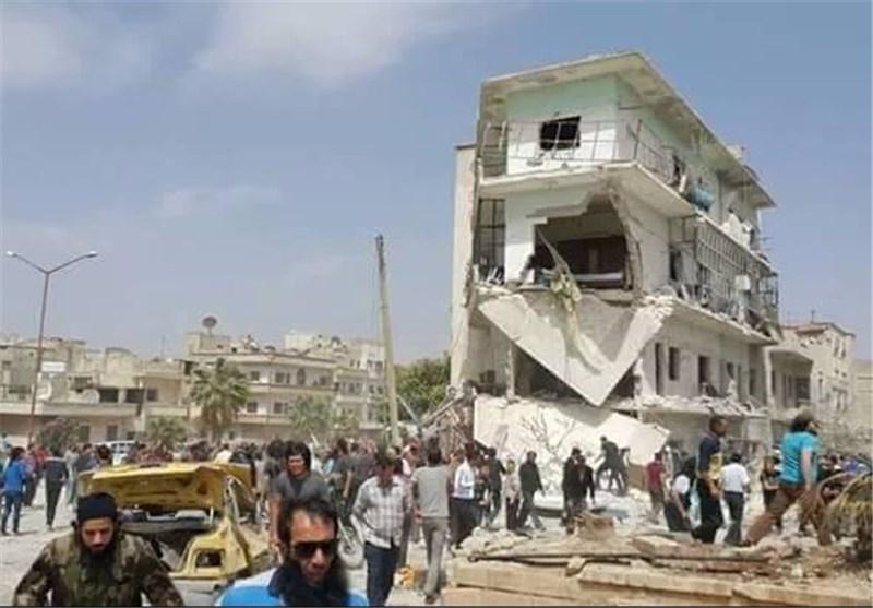 500 قتیل حصیلة اشتباکات الإرهابیین بریف دمشق وغارة للجیش السوری تردی 16 قیادیاً لجبهة النصرة