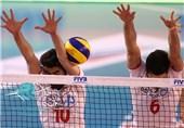 پیروزی تیم ملی والیبال مقابل چین