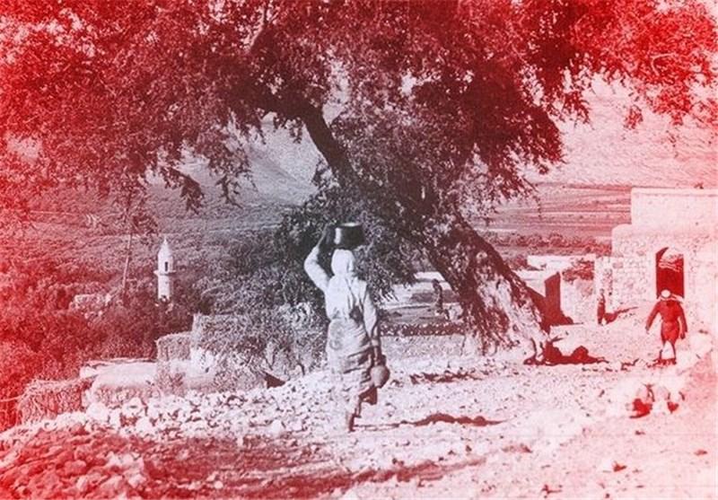 فلسطینیة تروی قصصا مؤلمة عن النکبة الفلسطینیة التی تصادف ذکراه الـ 68 غداً الأحد
