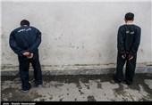 دستگیری دو سارق حرفهای با 50 فقره سرقت در شیراز