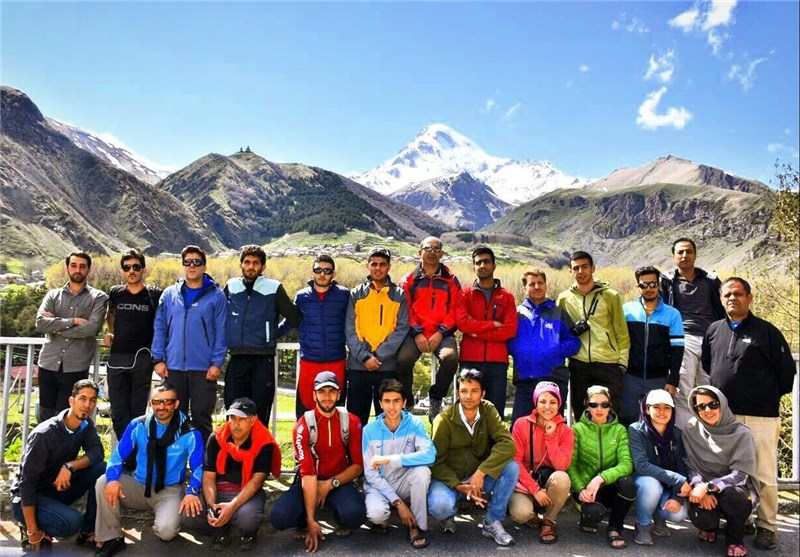 تیم امید کوهنوردی