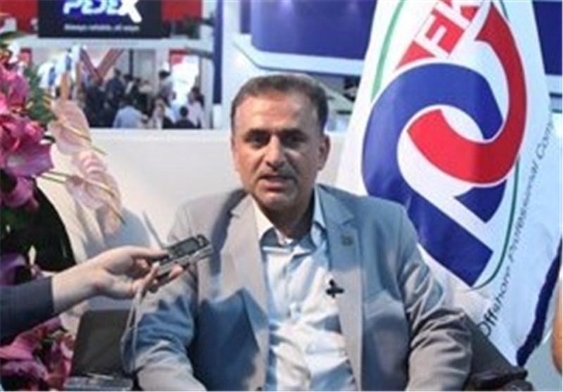 مسعود زیاری مدیرعامل شرکت پتروگوهر فراساحل کیش