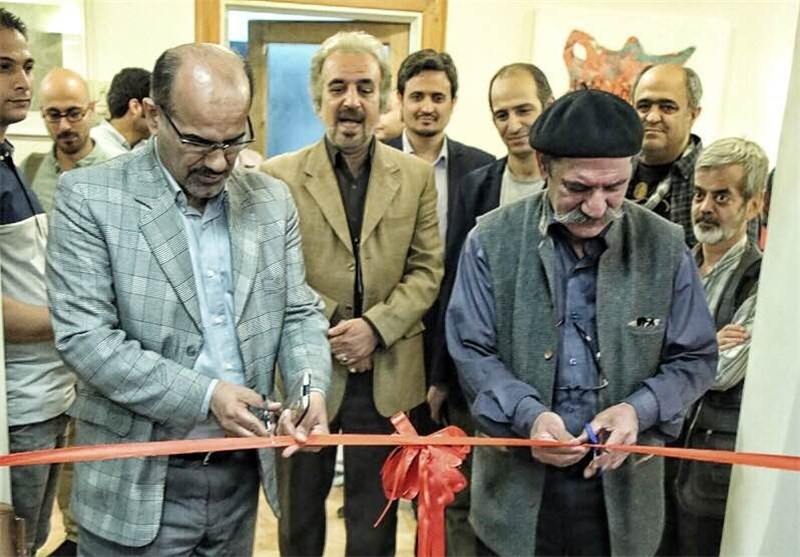 افتتاحیه تئاتر دانشگاهی