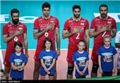 چین سومین حریف دیدارهای دوستانه تیم ملی والیبال ایران
